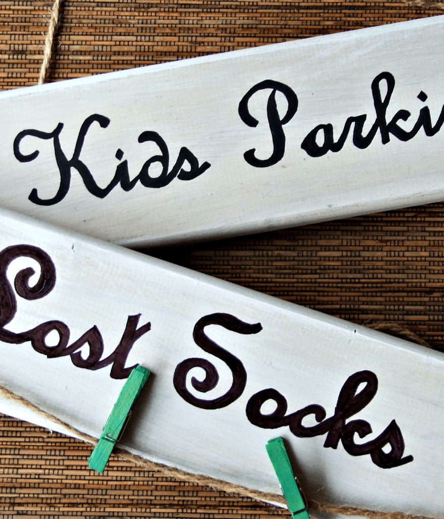 Decorative Signs For Your Home: How To Make Decorative Signs For Your Home!